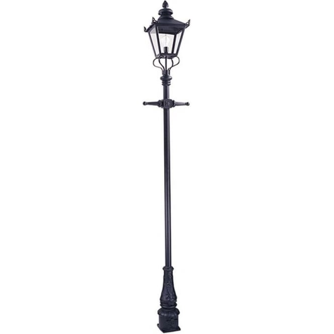 Elstead Lighting Grampian Lamp Post - Black