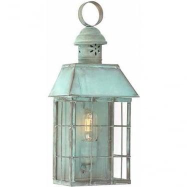 Hyde Park Wall Lantern - Verdi