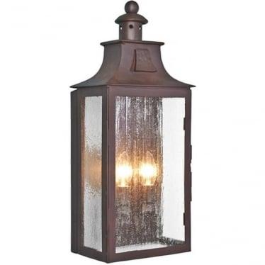 Kendal Wall Lantern - Old Bronze