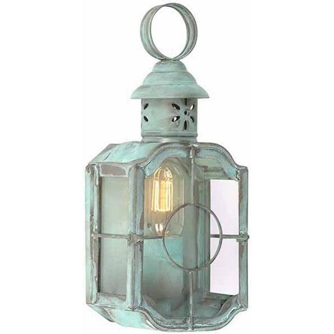 Elstead Lighting Kennington Wall Lantern - Verdi