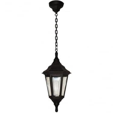 Kinsale Chain Lantern - Black
