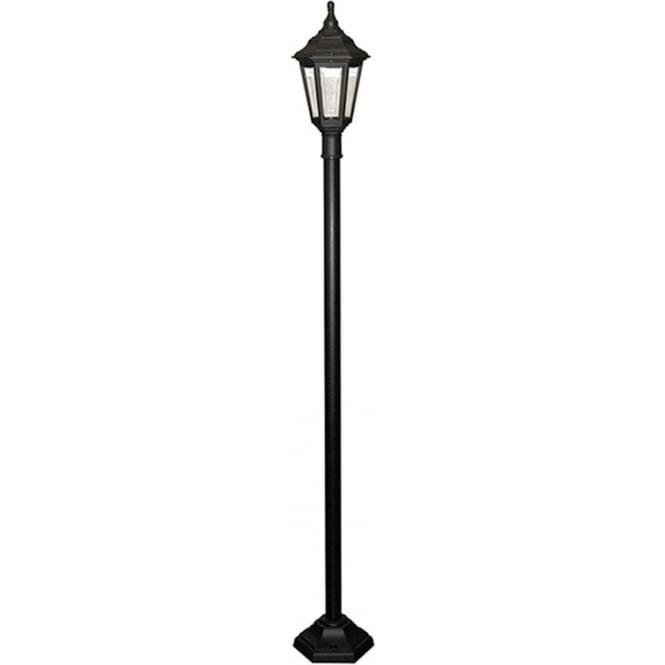 Elstead Lighting Kinsale Lamp Post - Black