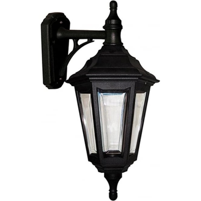 Elstead Lighting Kinsale Wall Lantern - Black