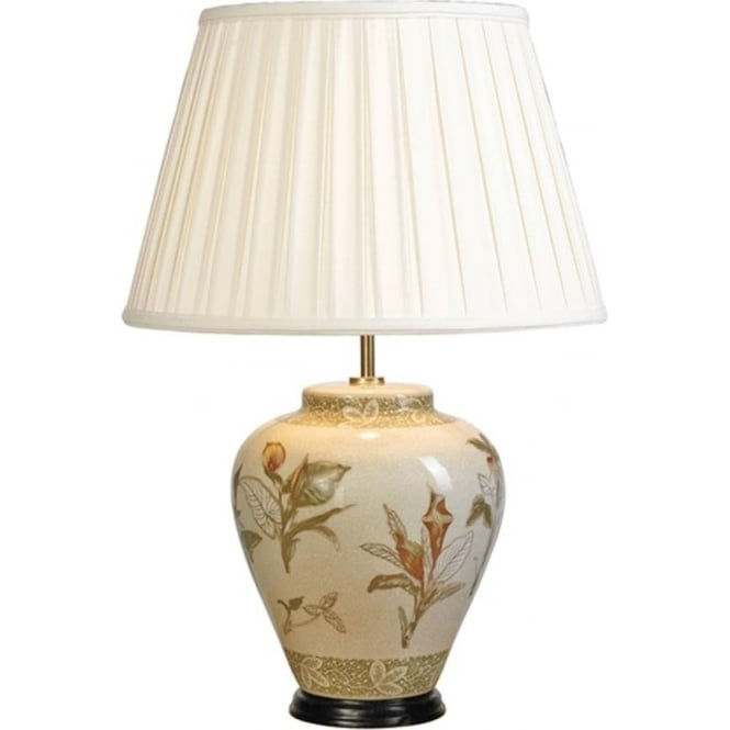 Elstead Lighting Lui's Collection Arum Lily Table Lamp - Base only