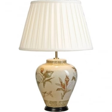 Lui's Collection Arum Lily Table Lamp