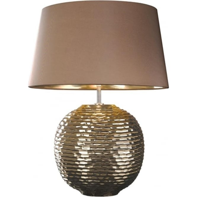 Elstead Lighting Lui's Collection Caesar Gold Table Lamp - Base only