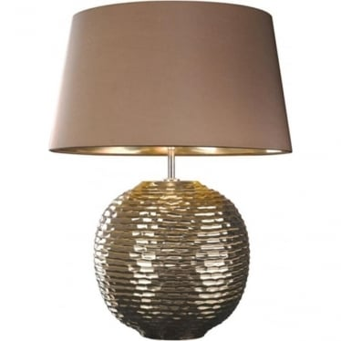 Lui's Collection Caesar Gold Table Lamp