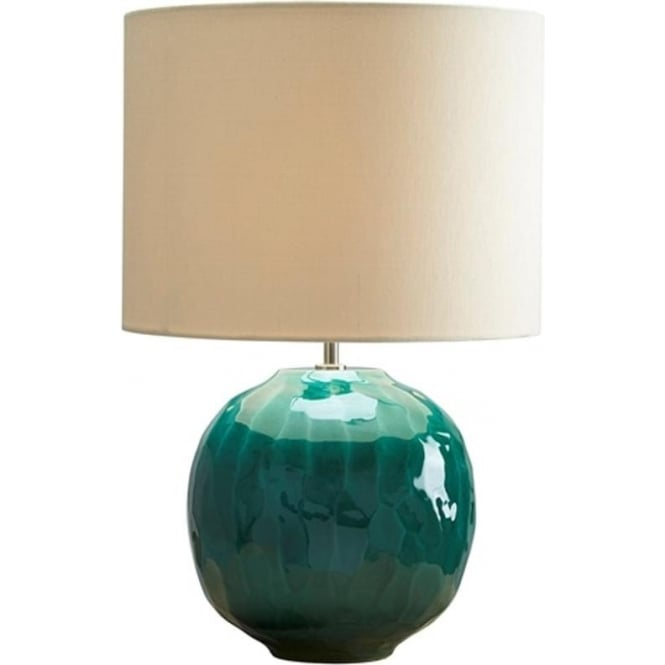Elstead Lighting Lui's Collection Green Globe Lamp - Base only