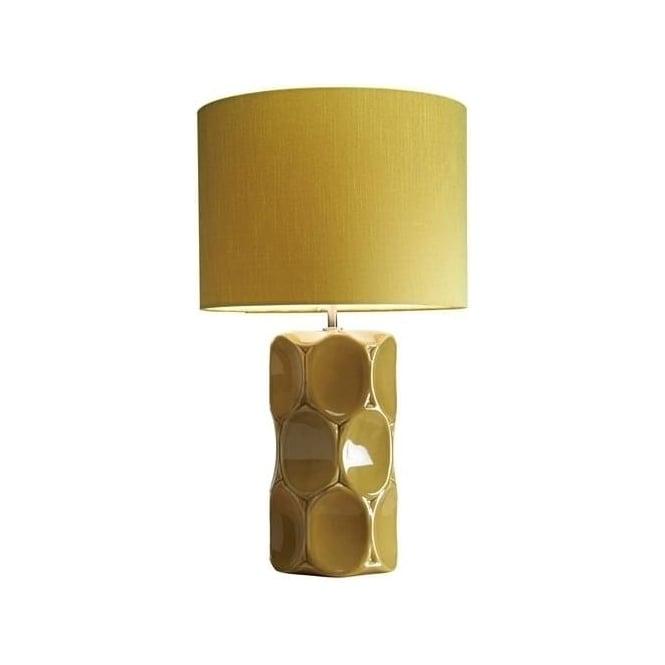 Elstead Lighting Lui's Collection Green Retro Ceramic Table Lamp