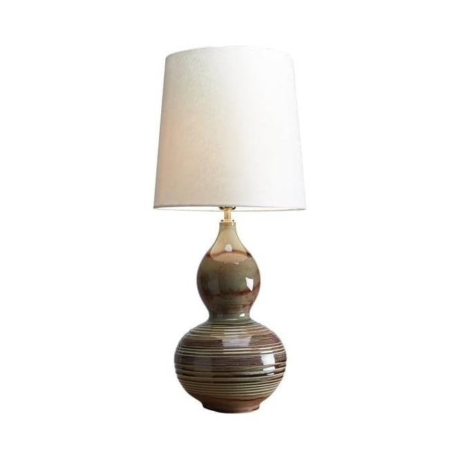 Elstead Lighting Lui's Collection Jade Gourd Table Lamp