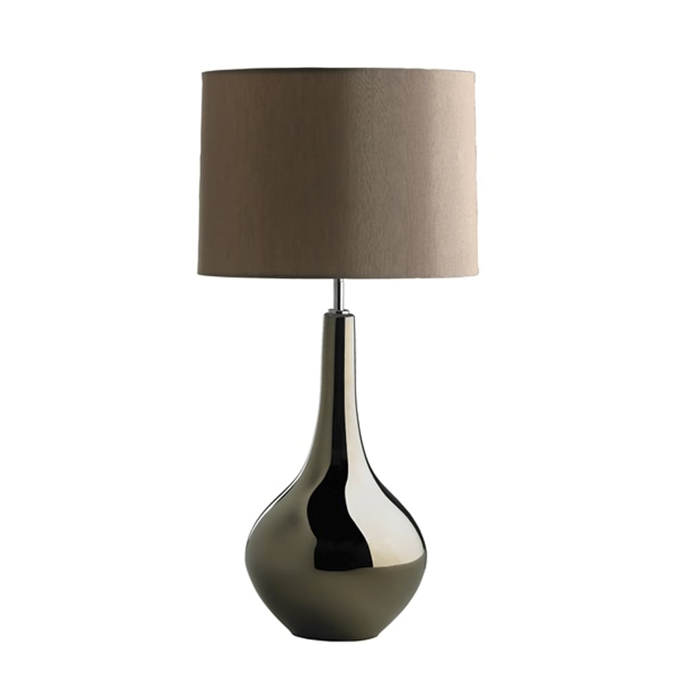 Elstead lighting elstead lighting luis collection job bronze lui039s collection job bronze metallic table lamp base only mozeypictures Gallery