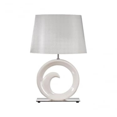 Lui's Collection Pearl Large Table Lamp