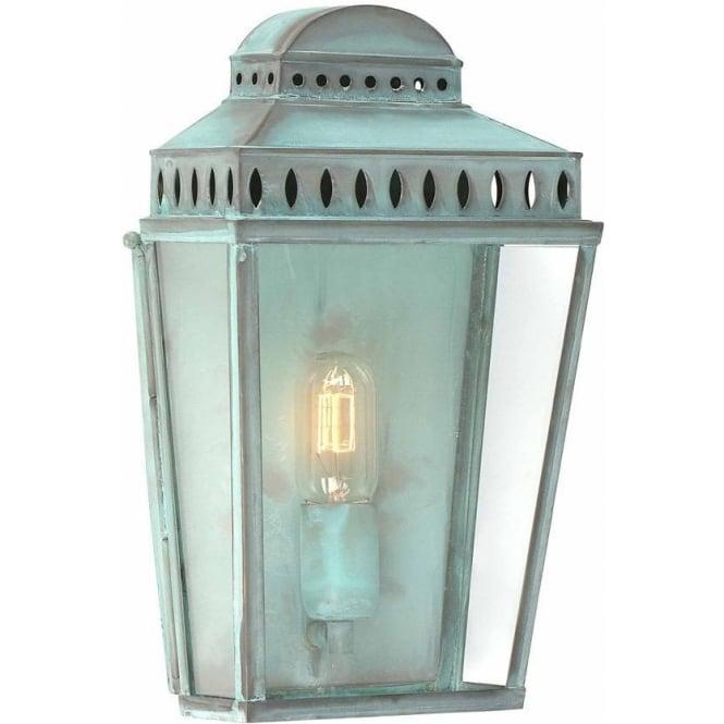 Elstead Lighting Mansion House Wall Lantern - Verdi