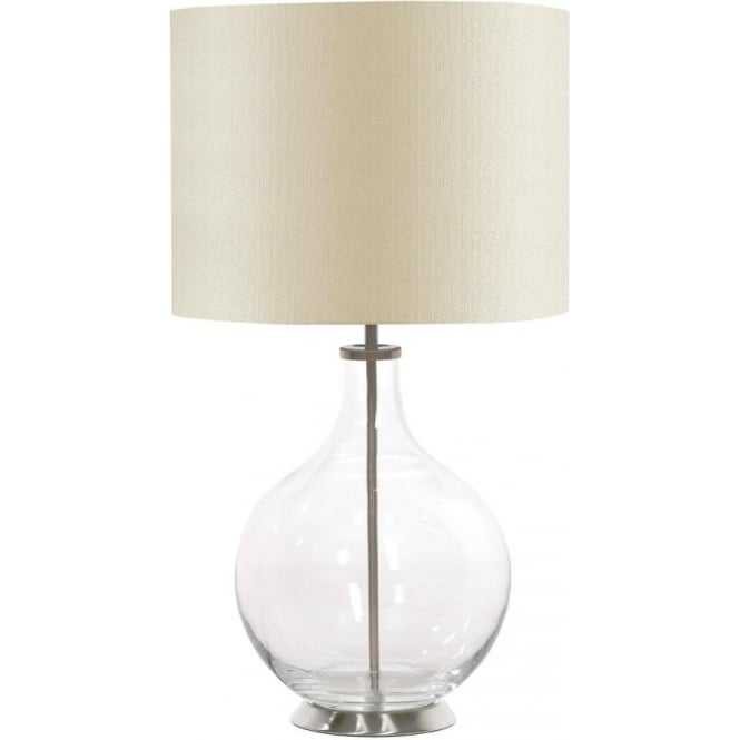 Elstead Lighting Orb Clear Table Lamp