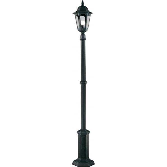 Elstead Lighting Parish Lamp Post - Black