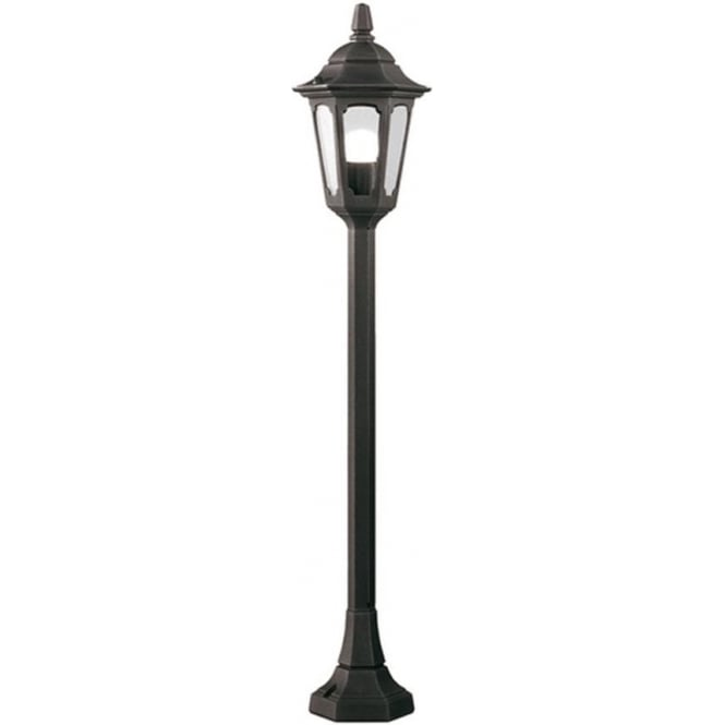Elstead Lighting Parish Mini Pillar - Black