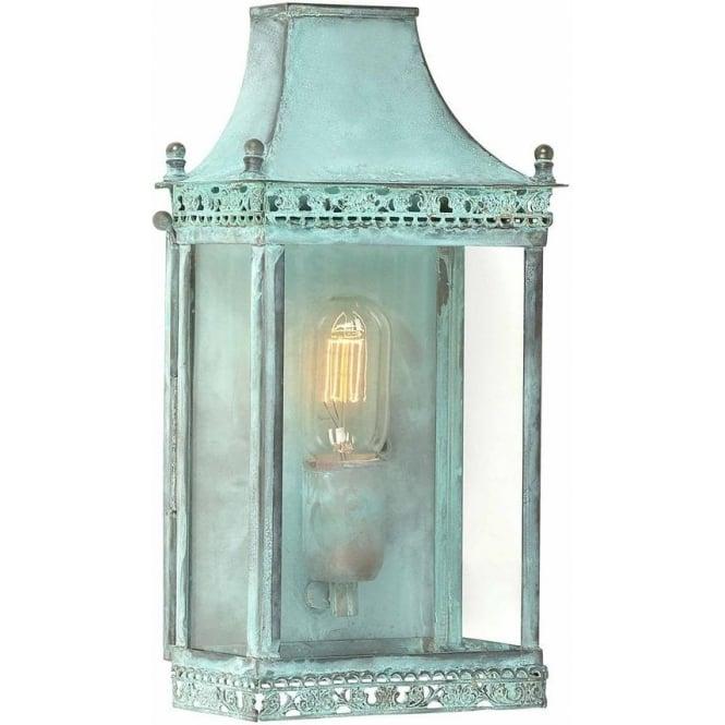 Elstead Lighting Regents Park Wall Lantern - Verdi