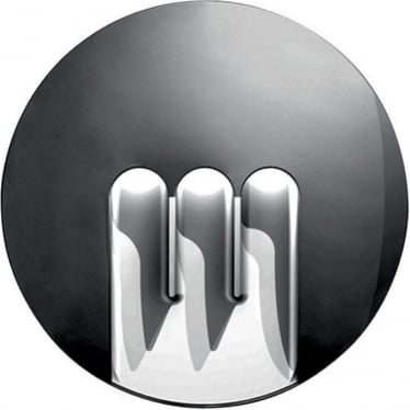 UT Mask Round - Grey