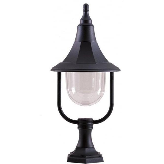 Elstead Lighting Elstead Shannon pedestal - Black