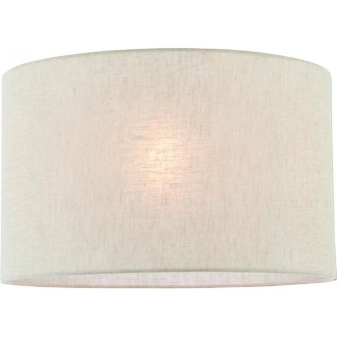 Endon Lighting Anita 16 inch shade - Natural linen