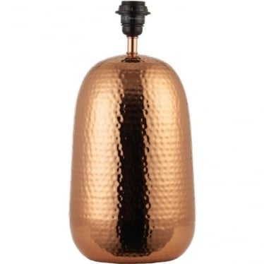 Arbutus table lamp - Copper - Base only