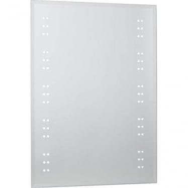 KASTOS Mirror - Mirrored Glass & Matt Silver Finish