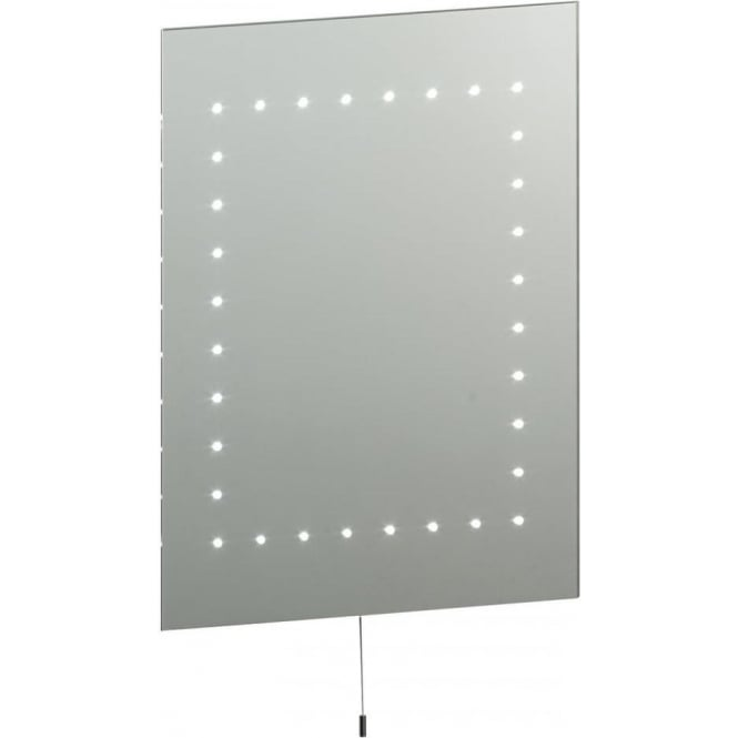 Endon Lighting Mareh Mirror with Pull Cord (no shaver socket)