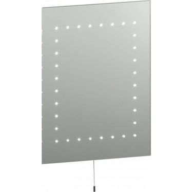 Mareh Mirror with Pull Cord (no shaver socket)