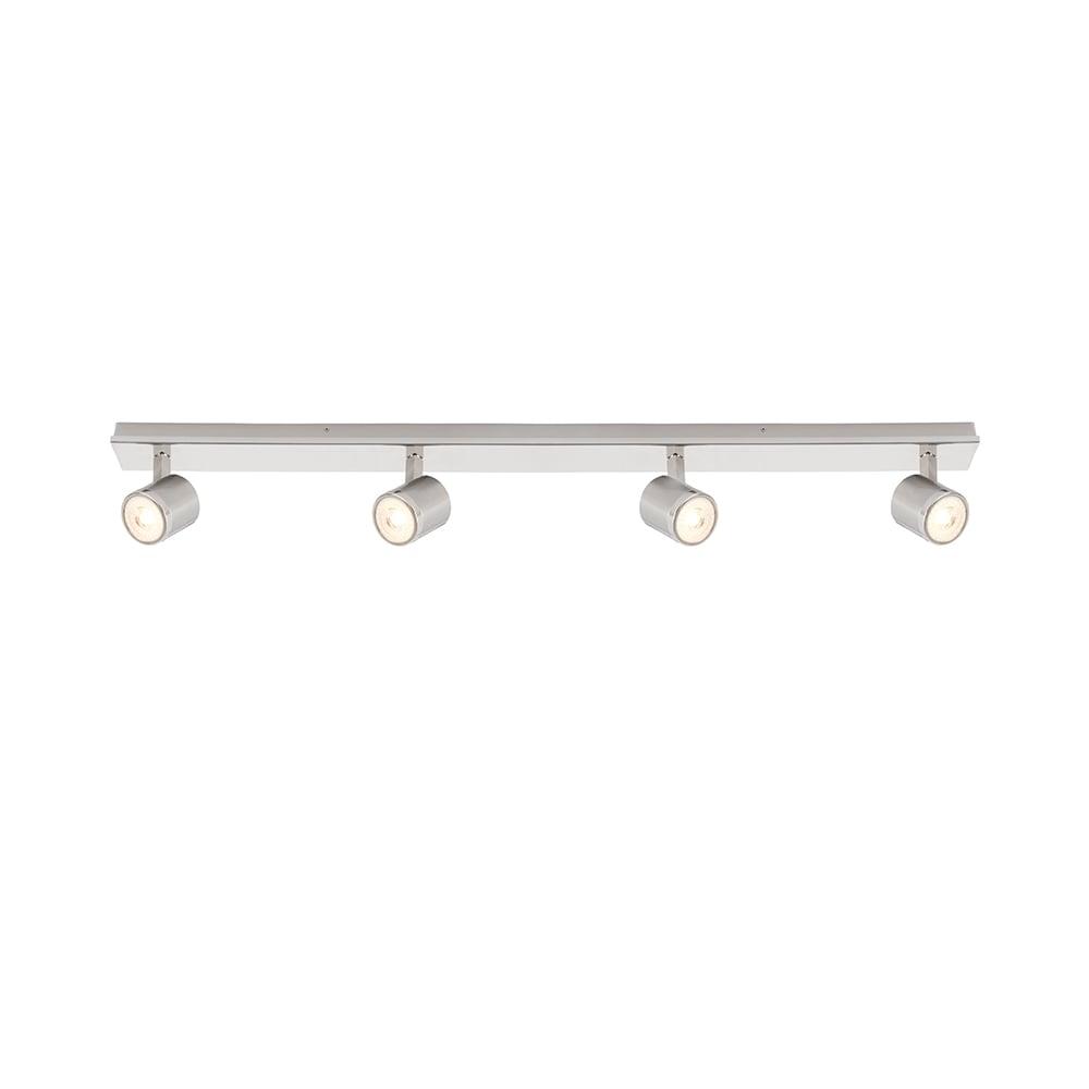 endon lighting endon lighting oracle led 4 light bar fitting