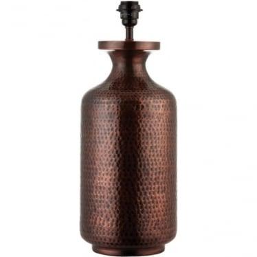 Suri table lamp - Antique copper - Base only