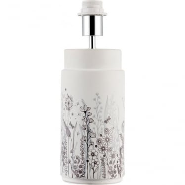 Wild meadow table lamp - White - Base only