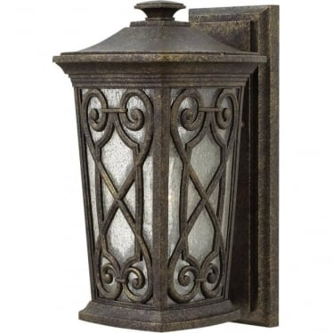 Enzo Small Wall Lantern Autumn