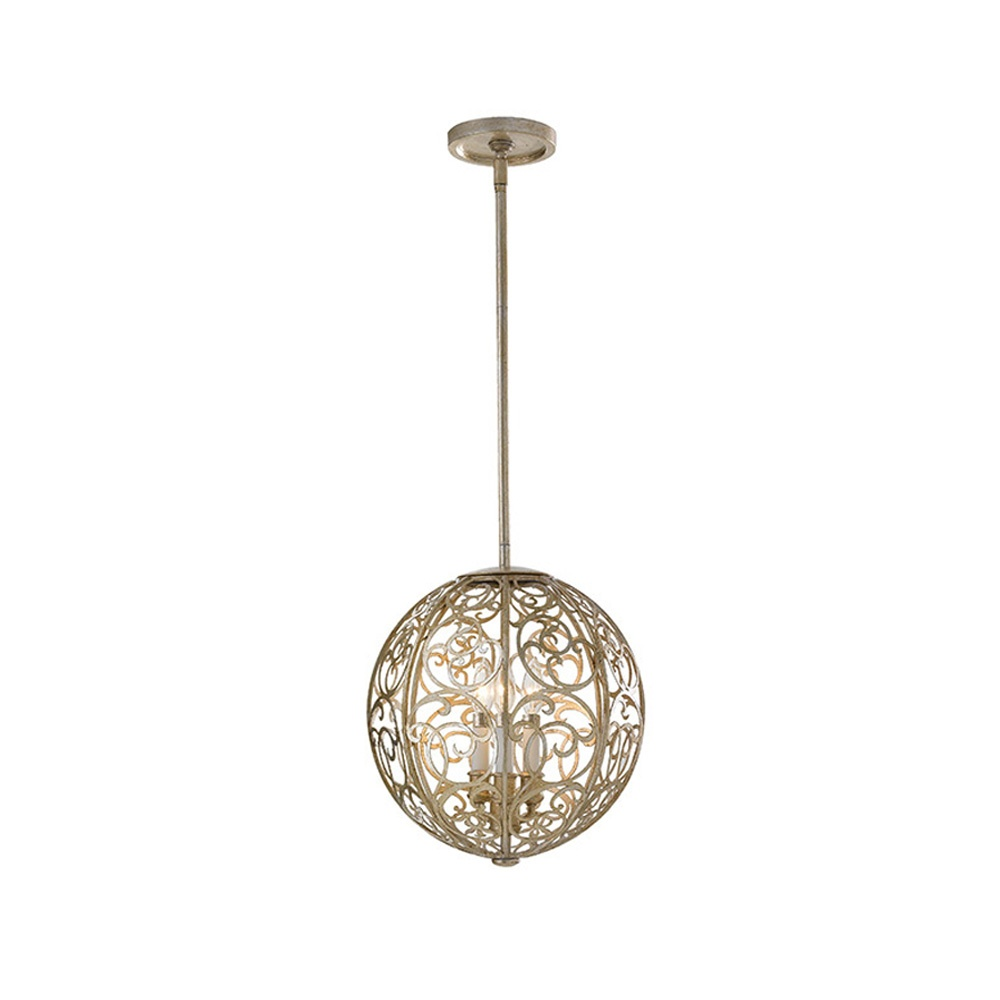 shack leaf p pendant fe argento chandelier feiss light glass silver products