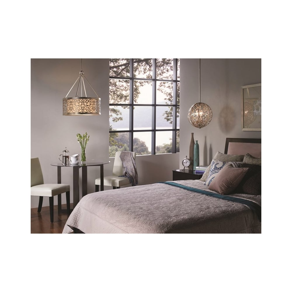 Silver Leaf Bedroom Furniture Feiss Arabesque Mini Chandelier Silver Leaf Patina Feiss From