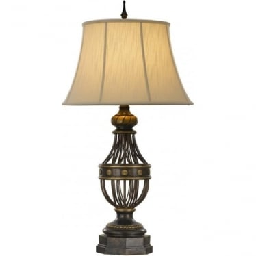 Augustine Antique Table Lamp