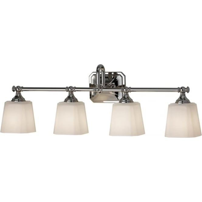 Feiss Feiss Concord 4 Light Above Mirror Light Polished Chrome ...