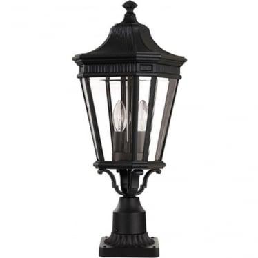 Cotswold Lane medium pedestal - Black