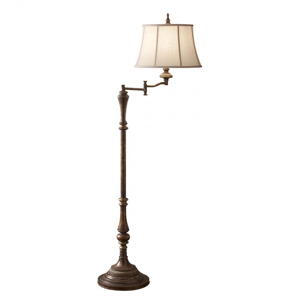 Gibson Swing Arm Floor Lamp