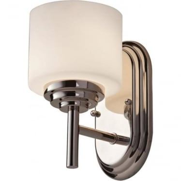Malibu Single Wall Light Polished Chrome