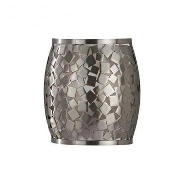 Zara Wall Light Brushed Steel