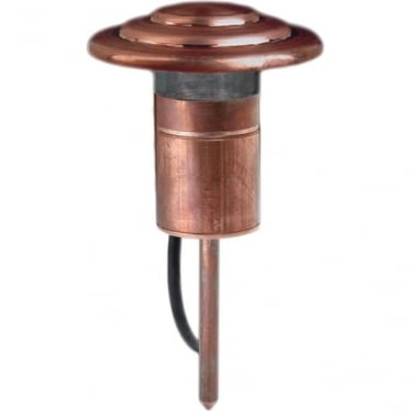 Fern Light - copper - Low Voltage