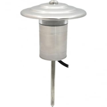 Fern Light GU10 - stainless steel- MAINS