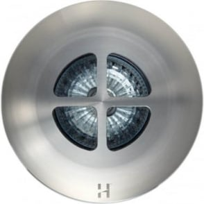 Floor Light Clover Design - stainless steel - Low Voltage