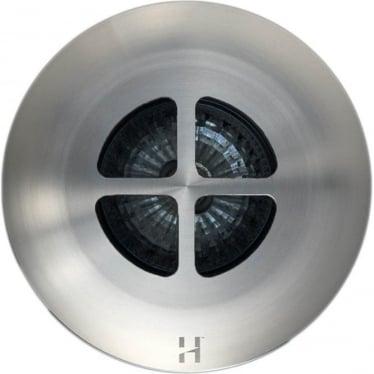 Floor Light Dark Lighter Clover Design - stainless steel  - Low Voltage