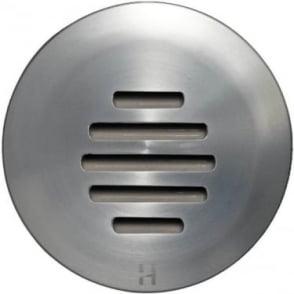 Floor Light Louvre Design - stainless steel - Low Voltage