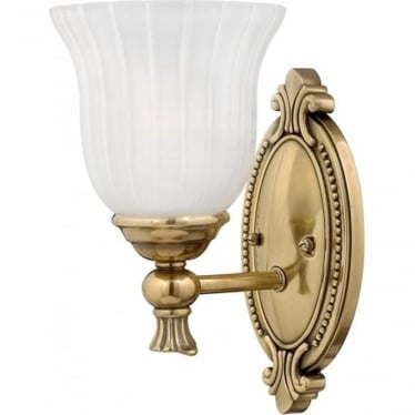 Francoise Single Wall Light