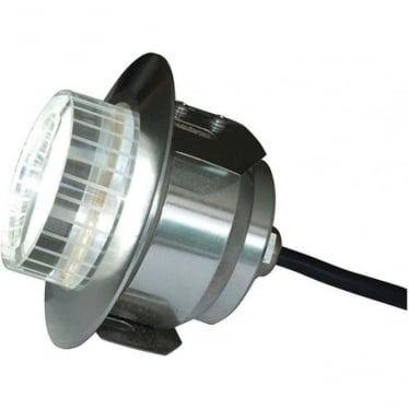 GZ Optica 3  Recessed - Anodised Aluminium