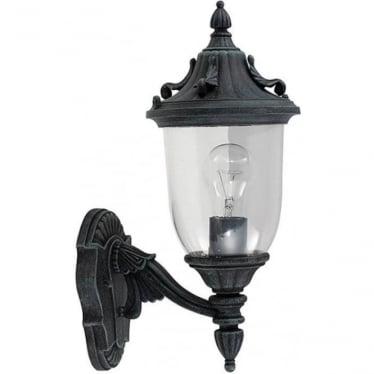 GZH Elkstone wall lantern - Verdigris