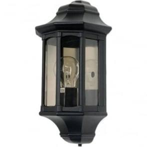 GZH Newbury half wall lantern - Black