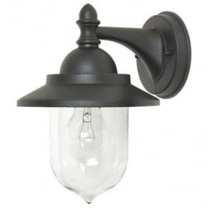 GZH Sandown wall lantern - Black